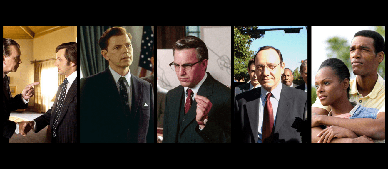 I Presidenti al Cinema