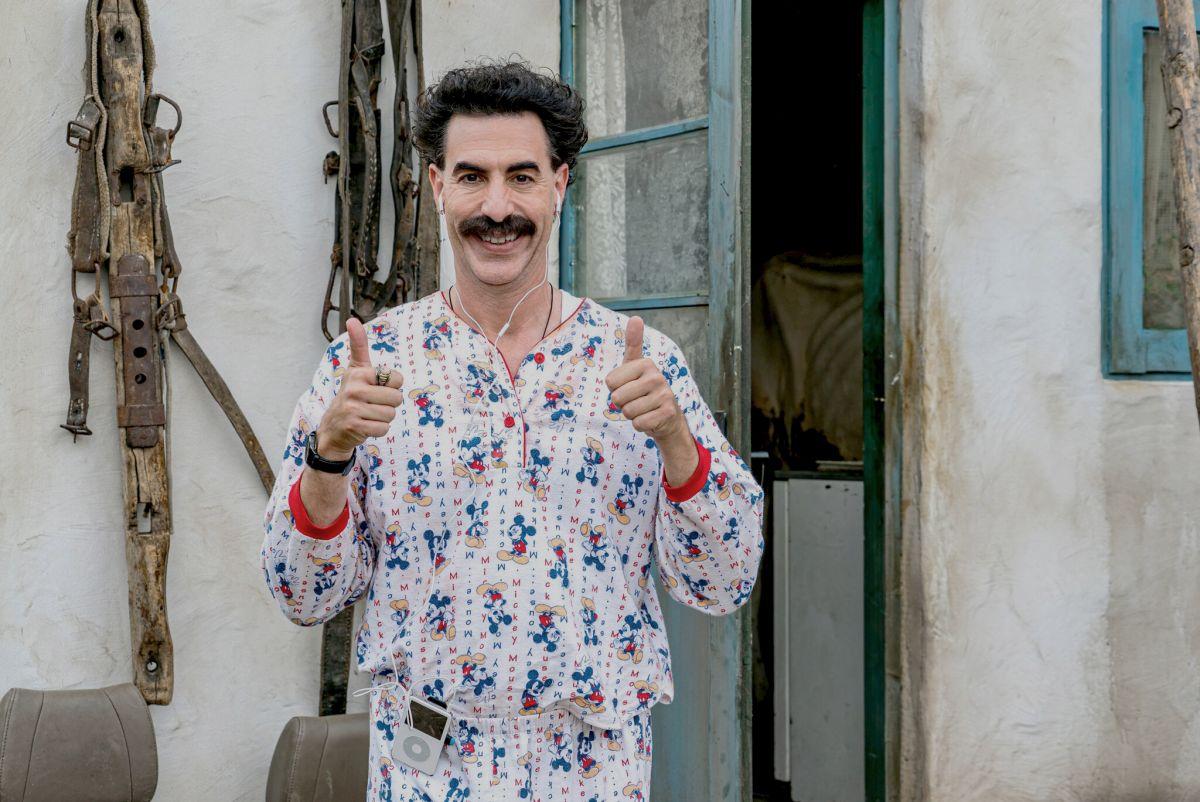 Borat – Seguito di film cinema (recensione)